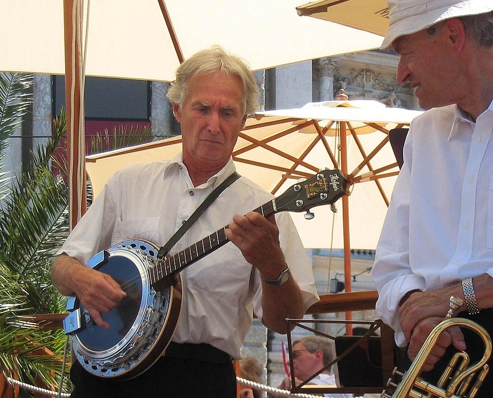 Riverside Stompers - Peter Schwanzer solo - Dieter Bietak 2007