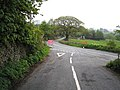 Road junction, Cononley Woodside, Yorkshire - geograph.org.uk - 169320.jpg