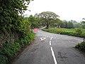 Road junction, Cononley Woodside, Yorkshire - geograph.org.uk - 169320.jpg