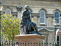 Robert Burns, The Octagon, Dunedin 02.jpg