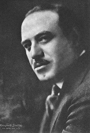 Robert G. Vignola - Robert G. Vignola, ca. 1920