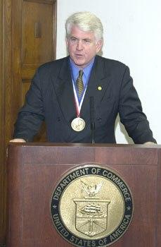 Robert Metcalfe National Medal of Technology