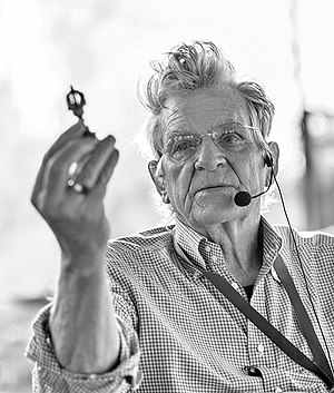 Robert Thurman - Thurman in 2014