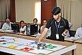 Robot Testing Session - Workshop on Organising Indian and World Robot Olympiad - NCSM - Kolkata 2016-03-07 2250.JPG