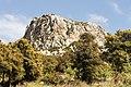 Rock in Ptoan Mountains, Boeotia, central Greece.jpg