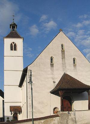 Rodersdorf - Church in Rodersdorf