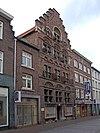 foto van Huis met rijke laatgotische trapgevel