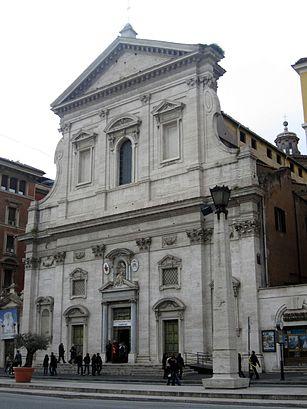 Come arrivare a Chiesa Di Santa Maria In Transpontina con i mezzi pubblici - Informazioni sul luogo