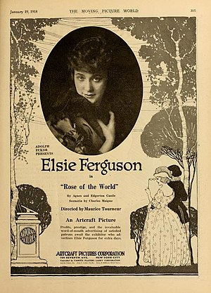 Rose of the World (1918 film) - Image: Rose of the World