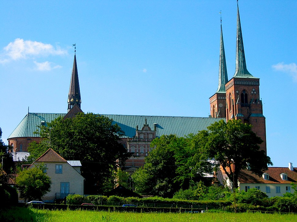 Roskilde katedra mpazdziora