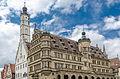 Rothenburg ob der Tauber, Marktplatz 1, Rathaus-20140422-001.jpg