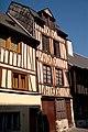 Rouen - 175-183 rue Beauvoisine - façade 01.jpg