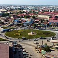 Round Point Chom Chao, Phnom Penh, Cambodia - panoramio.jpg