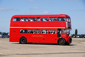 Routemaster RML900 (WLT 900), 2010 North Weald bus rally.jpg