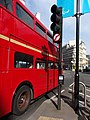 Routemaster in Cannon Street, 19 August 2012.jpg