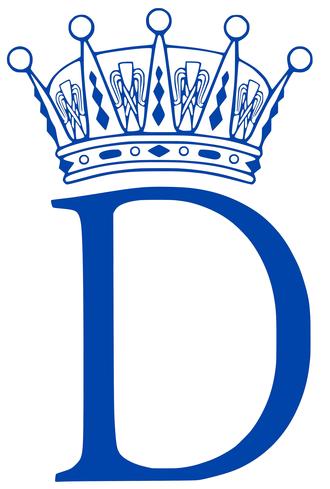 Prince Daniel, Duke of Västergötland - Royal monogram