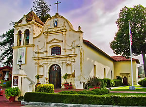 1794 in architecture - San Carlos Borromeo