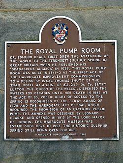 Royal pump room (harrogate)