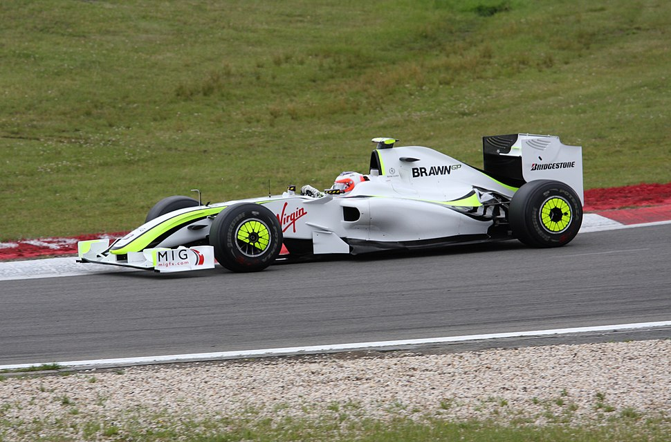 Rubens Barrichello 2009 Germany
