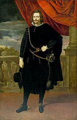 Portrait of John, Duke of Braganza.