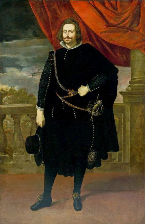 In 1640, John IV of Portugal became the first Braganza to reign as King of Portugal, starting the Portuguese Restoration War. Rubens John, Duke of Braganza.jpg