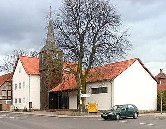 Rühen - Lutheran church