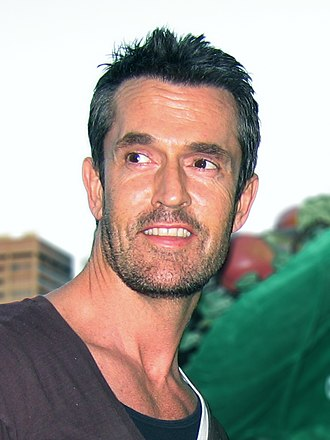 Rupert Everett - Everett at the 2007 Sydney Gay and Lesbian Mardi Gras