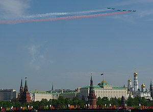 Russian May 2011 Parade in Moscow.jpg