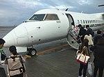 Ryukyu Air Commuter Q400 at Okinawa Naha (32686326443).jpg