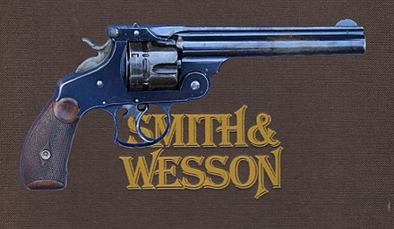 Smith & Wesson Model 3 - Wikiwand