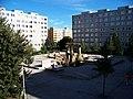 Sídliště Velká Ohrada, kamenné skulptury.jpg