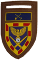 SADF 4 Artillery Regiment with North West Command tupper flash.png