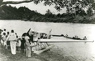 "Avianca - SCADTA Junkers W 34 ""Magdalena""; circa 1920s"