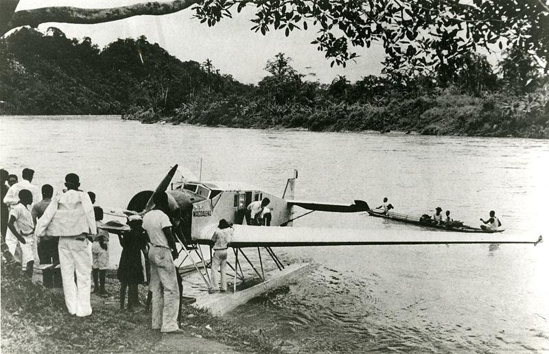 "Archivo:SCADTA Junkers W 34 ""Magdalena"".jpg"