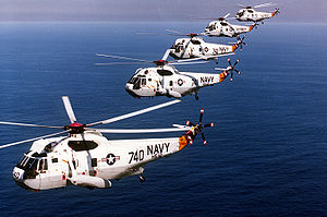 "Sikorsky SH-3H ""Sea King"" der Staffel HS-15 der U.S. Navy"