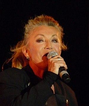Sheila (singer) - Sheila, February 2008