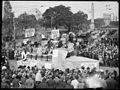 SLNSW 24243 Sydney University Commem Commemoration Day procession through streets.jpg