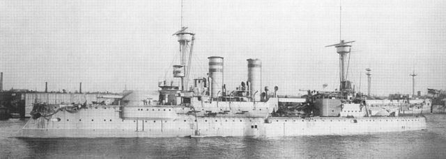 Battleship Heyreddin Barbarossa