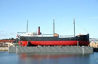 SS Robin - Image: SS Robin 2010