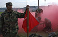 SSgt Carlos Durden 11th WG-CES supervises chemical warfare training in support of exercise Sabertooth 2002 at Bolling AFB DC on the 16-18 of October at Giesboro Park 021017-F-UB894-046.jpg