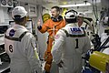 STS-125 Crew Prepares to Board the Space Shuttle Atlantis (28240992865).jpg