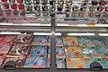 SZ 深圳市 Shenzhen 福田 Futian 福中路 17 Fuzhong Road 國際人才大廈 Rencai Building 華潤萬家超級市場 Vanguard Supermarket food 和路雪雪糕 Wall's ice cream Sept 2017 IX1.jpg