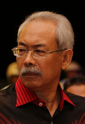 Juhar Mahiruddin - Image: Sabah TYT Juhar Mahiruddin 01
