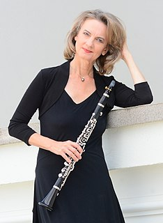 Sabine Meyer German classical clarinetist