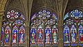 Saint-Denis - Basilique Saint-Denis - Vitraux de la nef -1.jpg