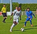 Saint-Lô - Rennes CFA2 20150523 - Ousmane Dembélé 1.JPG