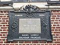 Saint-Martin-au-Laërt (Pas- de-Calais, Fr) plaquette memorial 1870.JPG