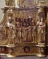 Sainte-Colome, Pyrénées atlantiques, église Saint-Sylvestre, retable du maitre autel IMGP0795.jpg