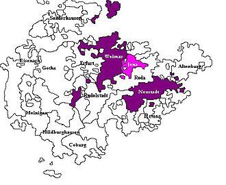 Saxe-Weimar - Image: Sajonia Weimar
