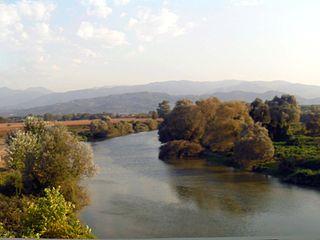 Sakarya River River in Turkey